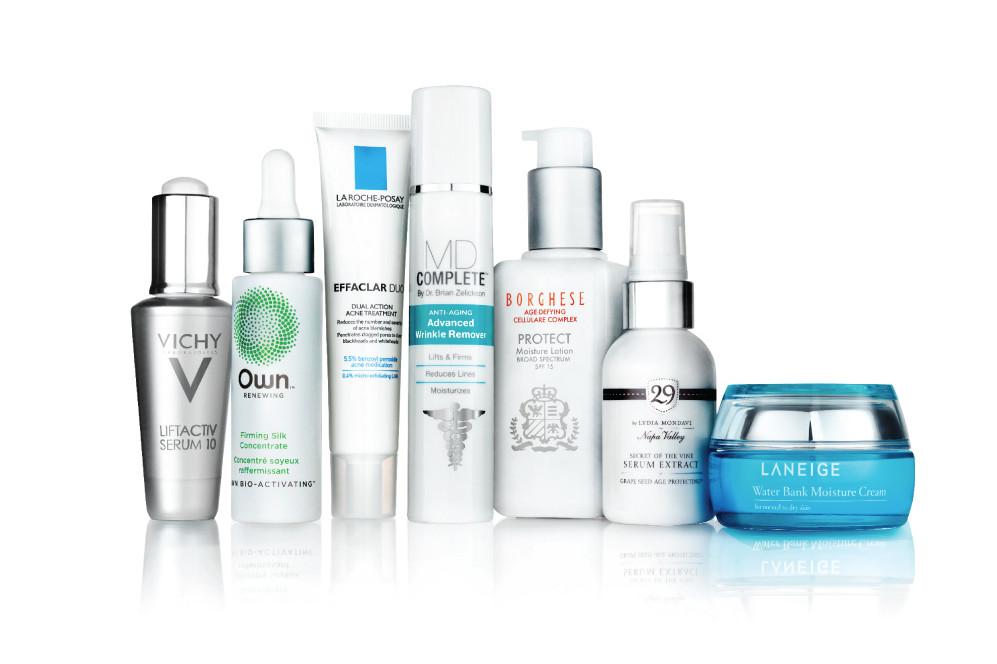 Target Launches Premium Skincare