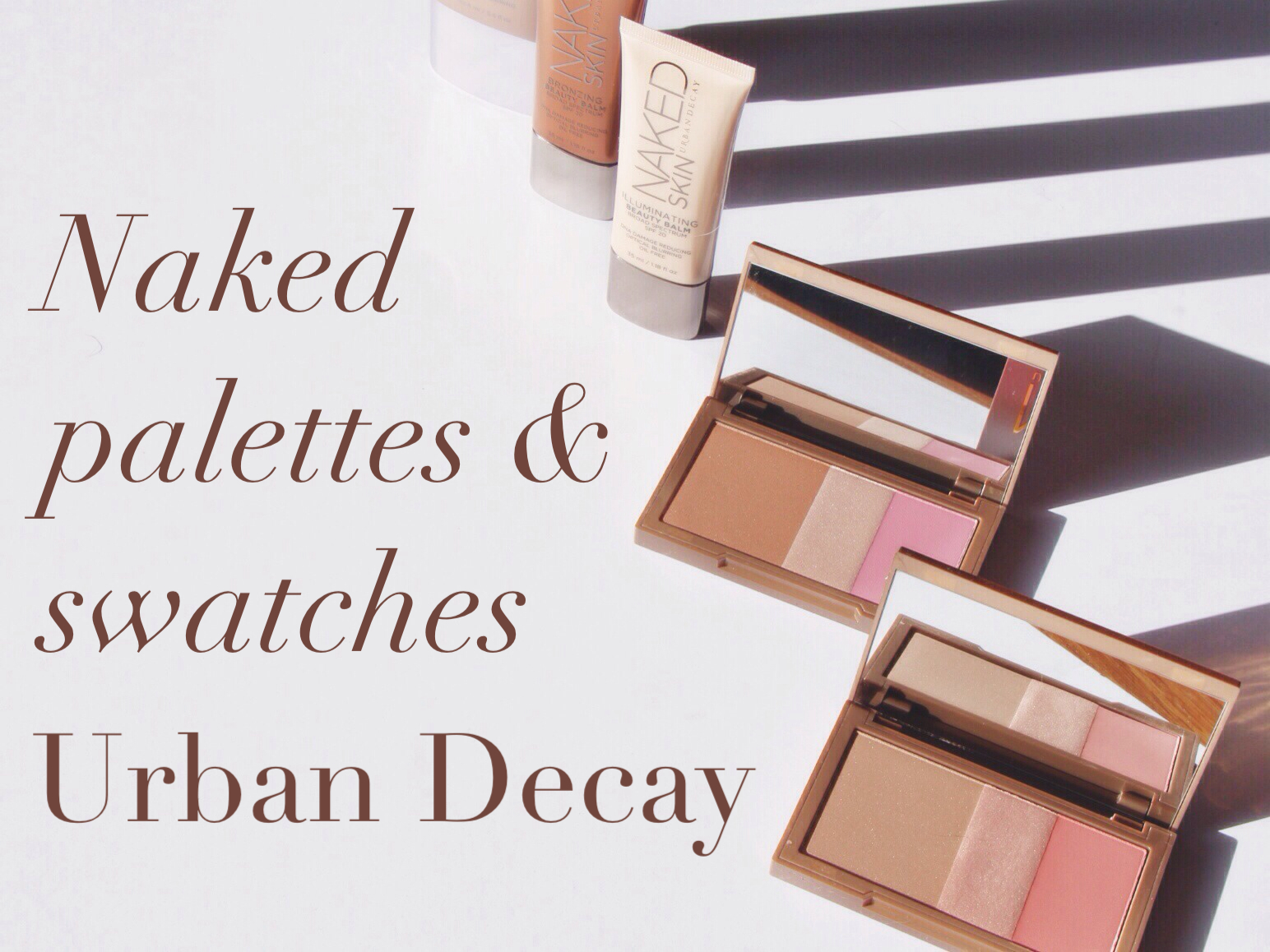 Urban Decay Summer 2 Review and Swatches