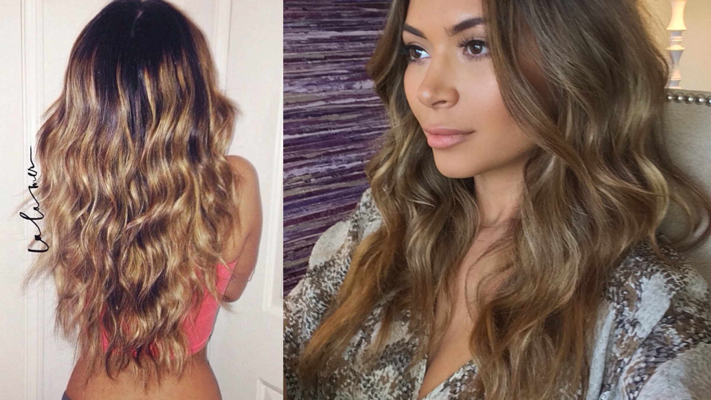 how to get really loose curls