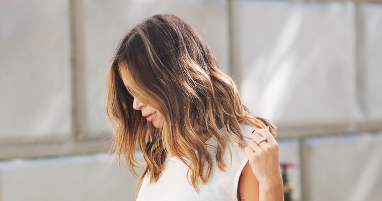 Marianna Hewitt Hair Long Bob And Balayage Vlog
