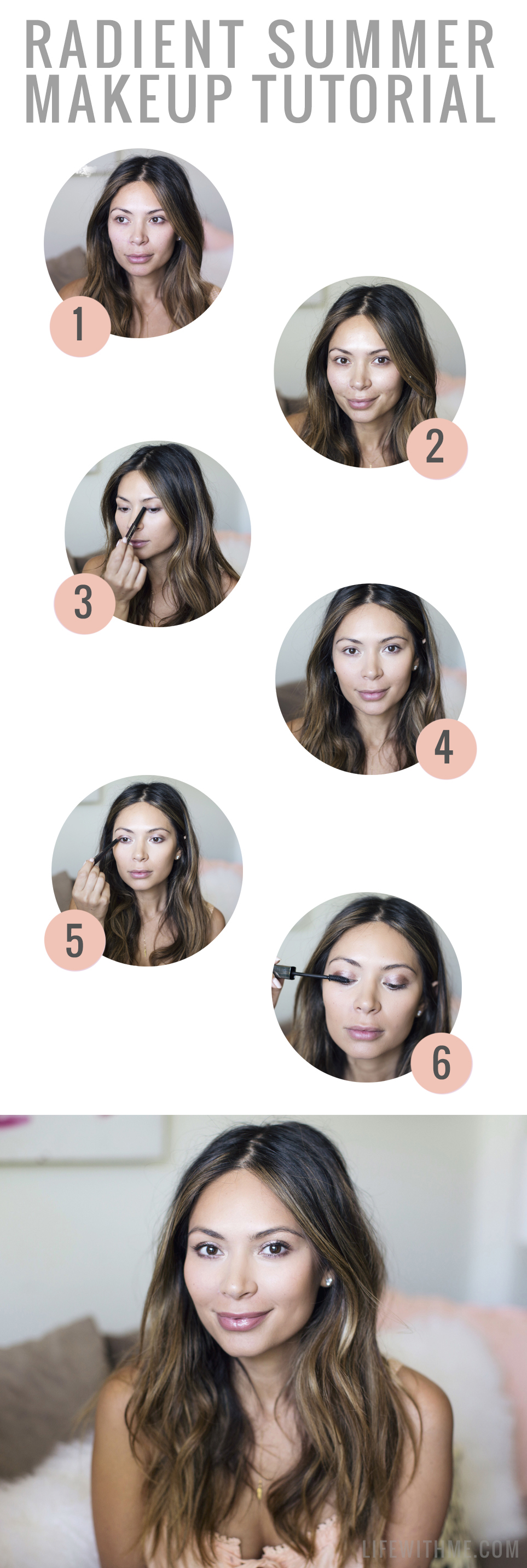 marianna hewitt makeup tutorial laura mercier radience primer pinterest how to