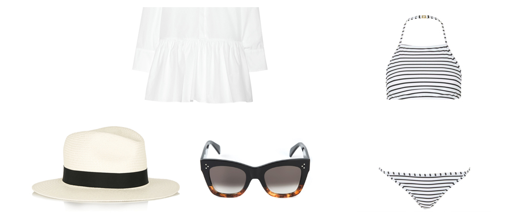 what to pack for summer vacation