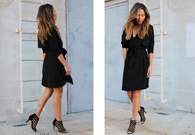 How To Style Heels From Day To Night Life With Me