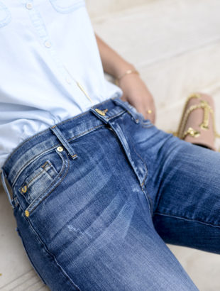 Dressing Up Denim— It's All in the Details