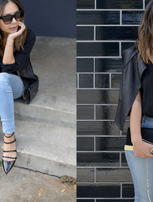 How to Style Light Wash Denim