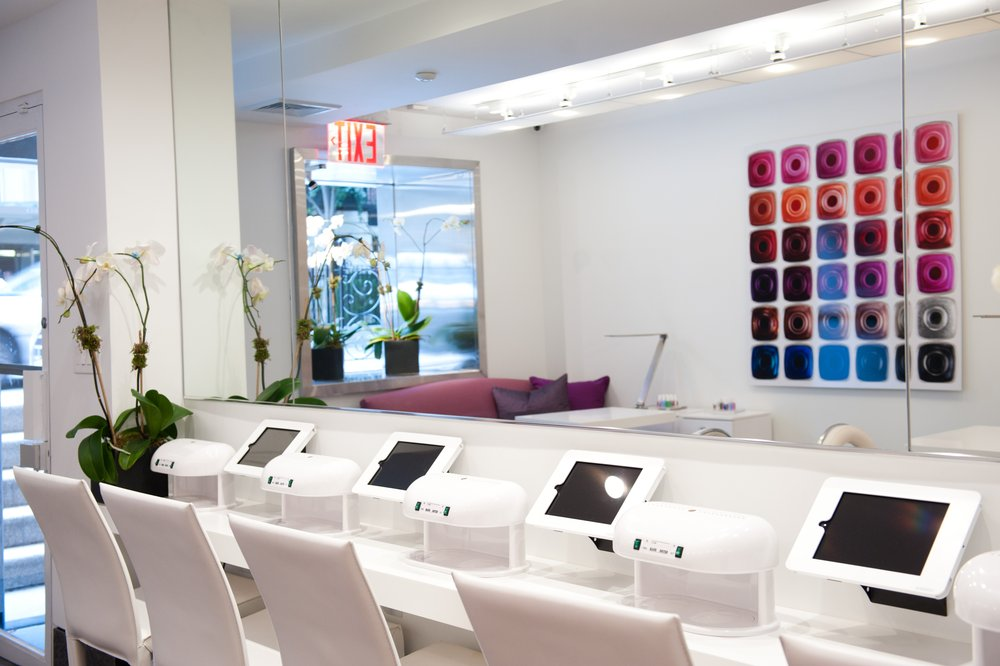 Beauty guide nyc 39 s best salons and spas for 24 nail salon nyc