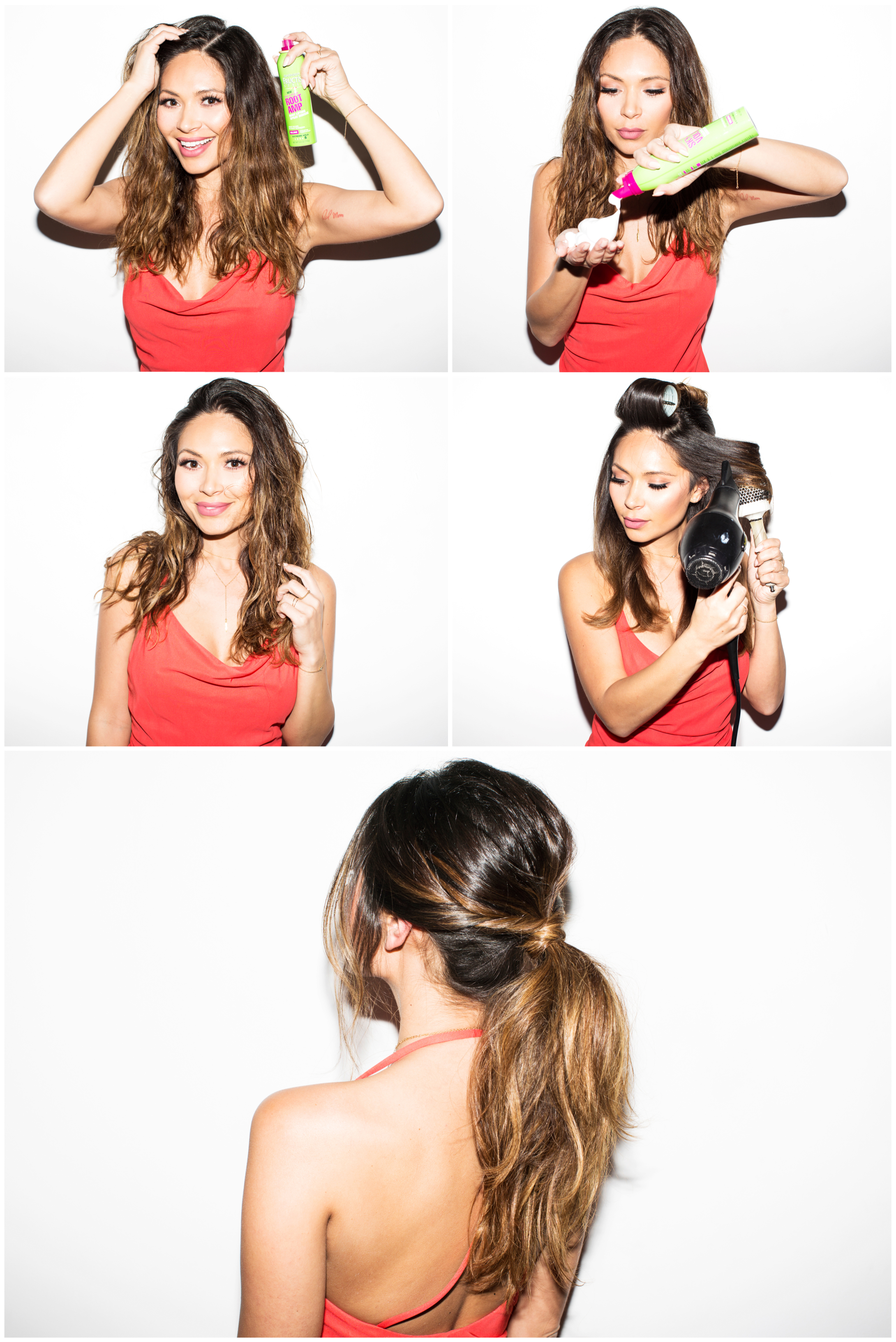 7 easy hairstyles to recreate | by marianna hewitt