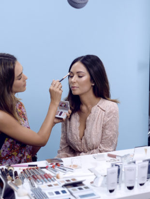 Jessica Alba Does My Makeup + VIDEO