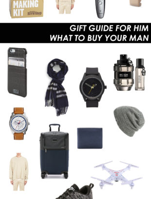 Holiday Gift Guide: Your Bae