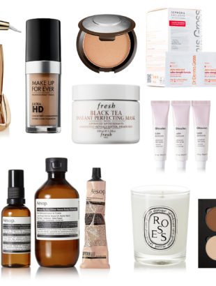 Holiday Gift Guide: BEAUTY