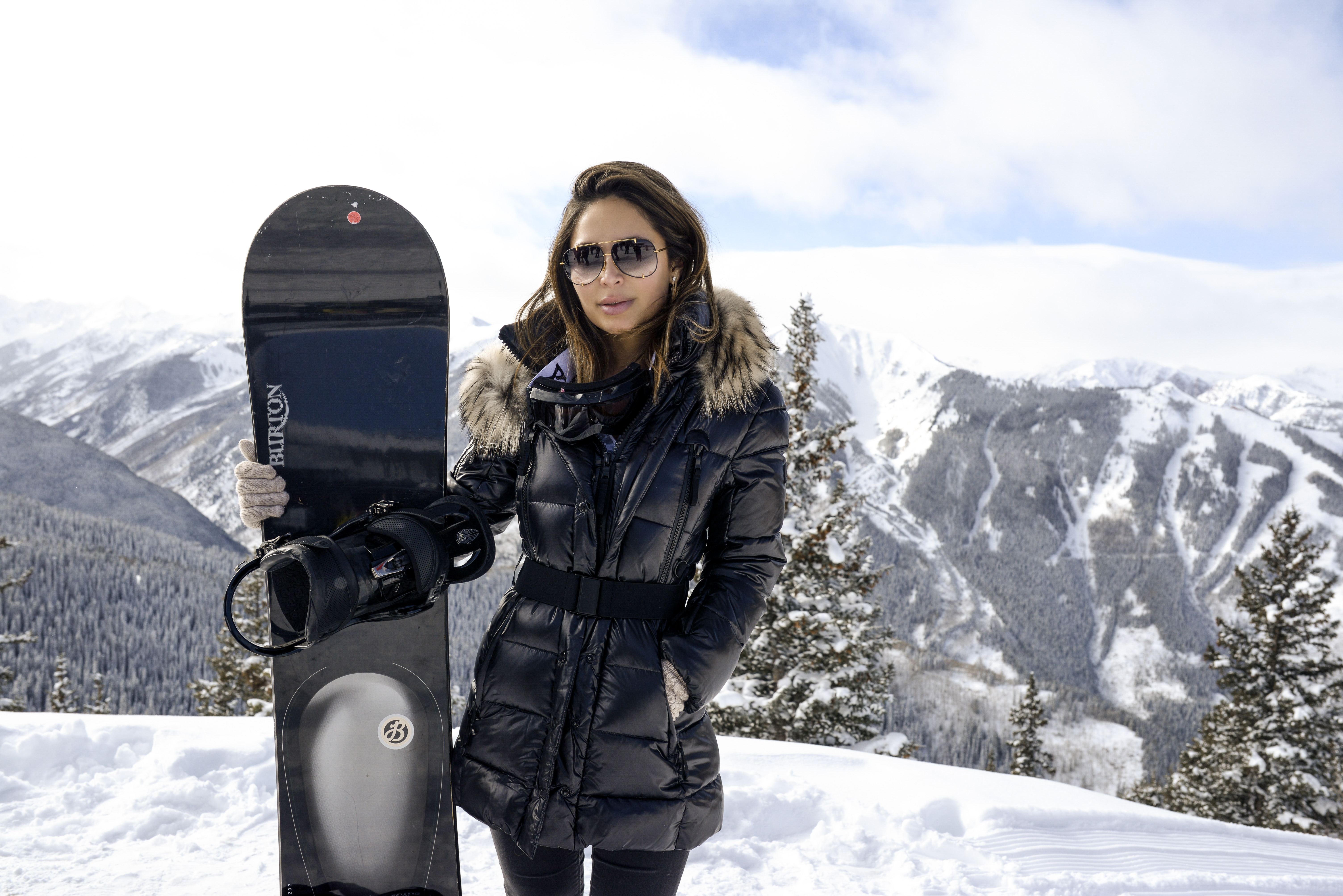 how to prep your skin for snowboarding