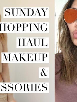 Shopping Haul: Sephora, Makeup and Accessories
