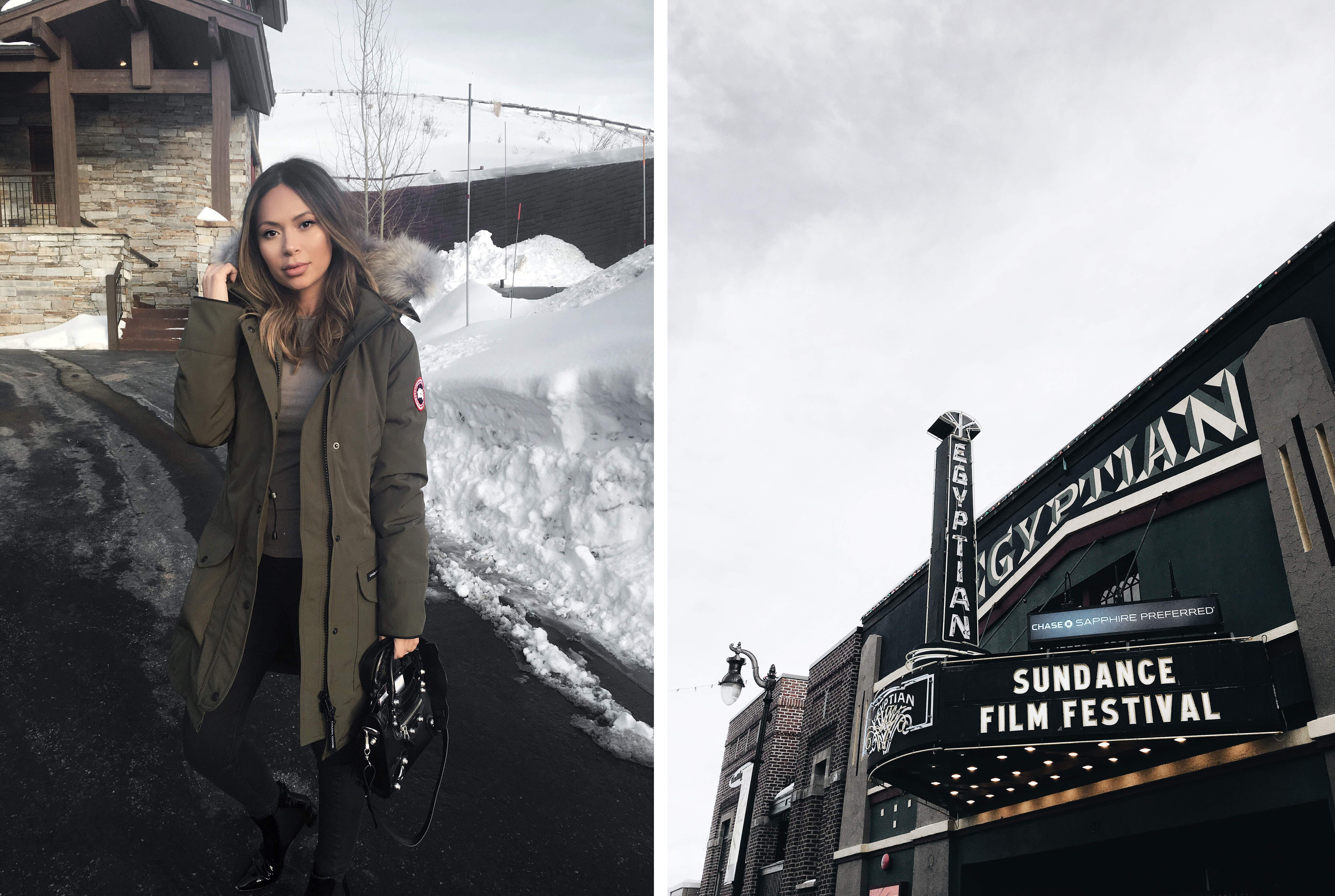 Canada Goose down replica 2016 - Sundance 2016 | Life With Me by Marianna Hewitt | Bloglovin'