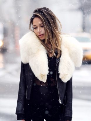 Snow Day NYFW