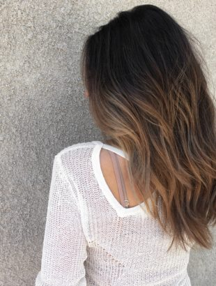 TREND: TORTOISESHELL HAIR – THE NEW OMBRE?