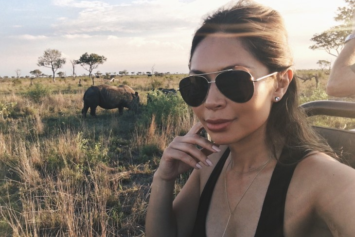 Safari in South Africa + Vlog