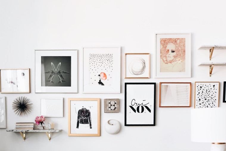 marianna hewitt gallery wall pinterest neutral colors fiddle fig tree