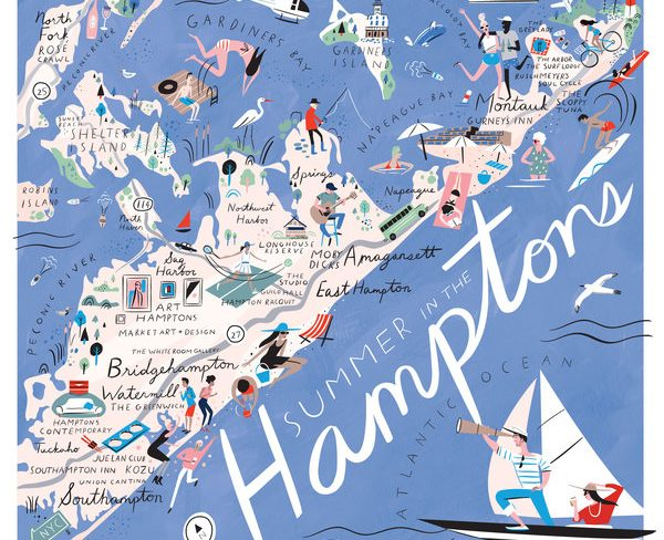 WHAT TO WEAR IN THE HAMPTONS