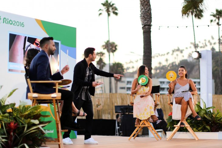 READY FOR RIO? OLYMPIC KICK OFF WITH RYAN SEACREST