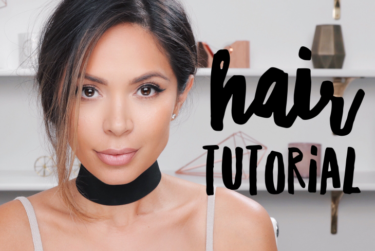 TUTORIAL FOR DAYS YOU DON'T FEEL LIKE DOING YOUR HAIR