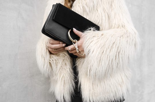 HOW TO STYLE FURRY PIECES FOR WINTER