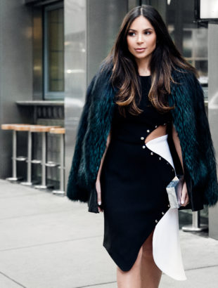 NYFW OUTFIT DIARY