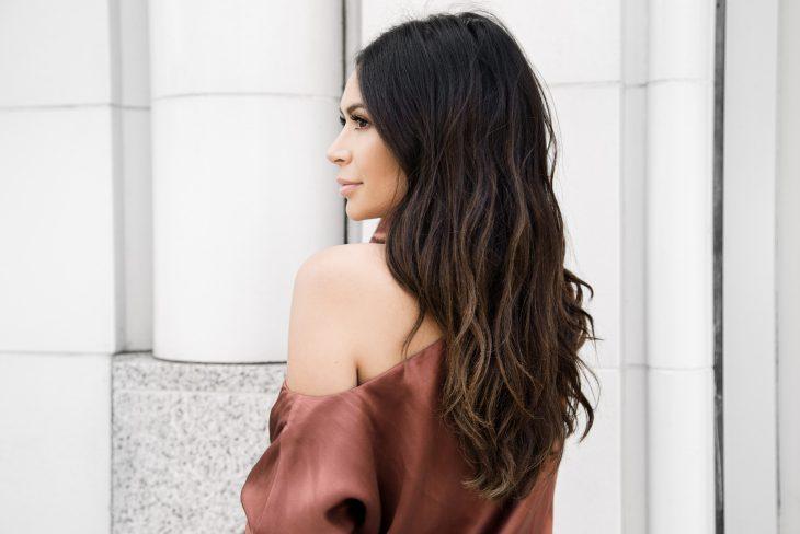 TEXTURED CURLY HAIR TUTORIAL