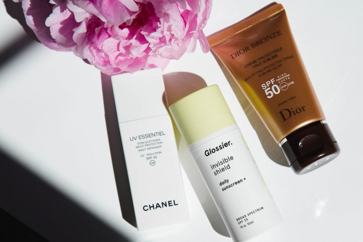 SPF REVIEW: GLOSSIER, DIOR & CHANEL
