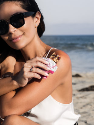 HEALTHY SNACKING ON-THE-GO