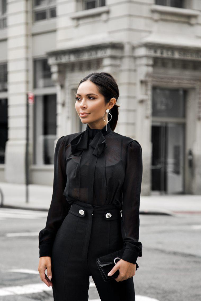 marianna hewitt tom ford blogger blog street style New York fashion week nyfw September 2017