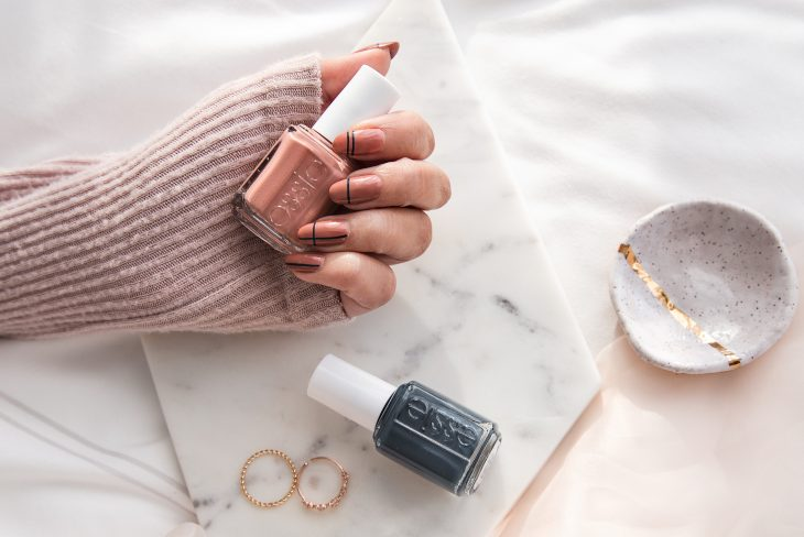 THE NAIL SHADE I'VE GOT ON REPEAT THIS WINTER