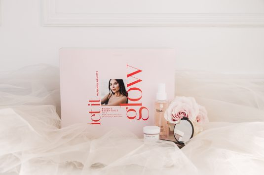 MARIANNA X REVOLVE | LET IT GLOW BEAUTY BOX