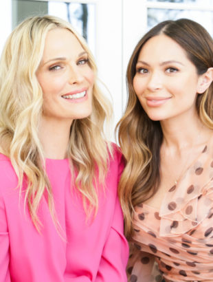 SKINCARE FAVORITES WITH MOLLY SIMS