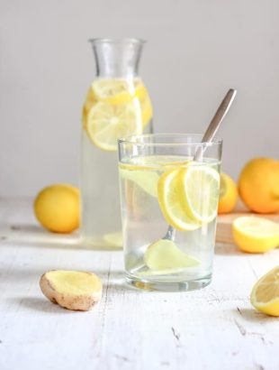 How To Make Your Water Even Healthier