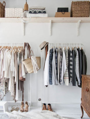 5 Easy Steps To Finally Cleaning Out Your Closet