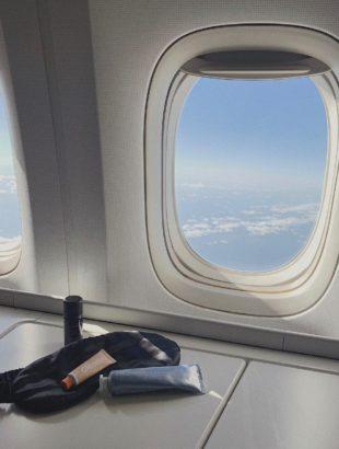 How I Prepare for a Long Flight