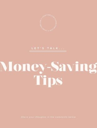 Let's Get Real About Saving Money